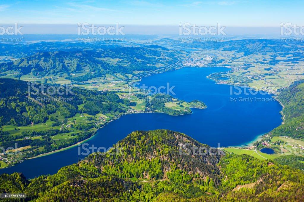 Sicht der Schafberg, St. Wolfgang – Foto