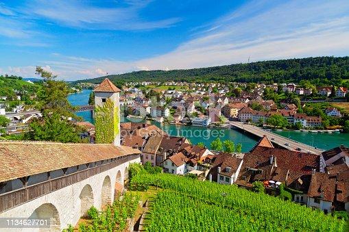 istock Schaffhausen, Switzerland 1134627701