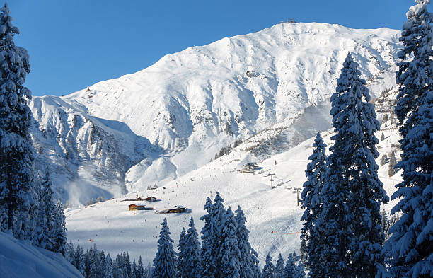 Schigebiet Penken Mayrhofen im Zillertal – Foto