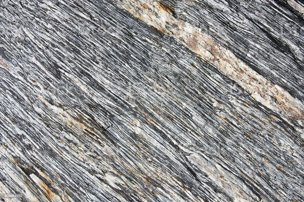 Schist rock background stock photo