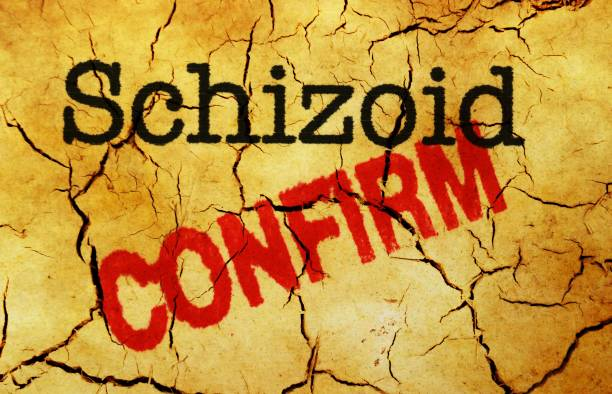 Schizoid confirm Schizoid confirm affective stock pictures, royalty-free photos & images