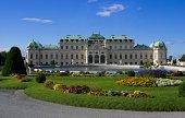 istock Schloss Belvedere in Vienna, Austria 171210177