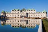 istock Schloss Belvedere 458647741