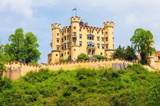 Schloss Hohenschwangau Castle, Germany