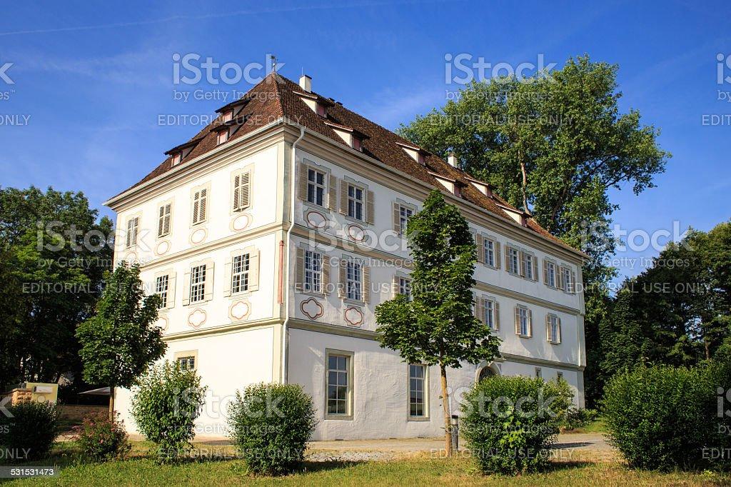 Schloss In Köngenburg In Koengen Stock Fotografie Und Mehr Bilder