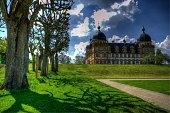 Schloss Seehof in Oberfranken Bayern