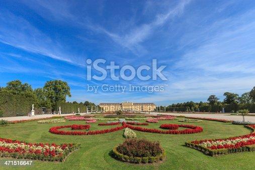 istock Schönbrunn Palace & Gardens, Vienna 471516647