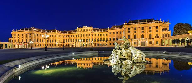 cung điện schönbrunn, vienna - schönbrunn castle hình ảnh sẵn có, bức ảnh & hình ảnh trả phí bản quyền một lần