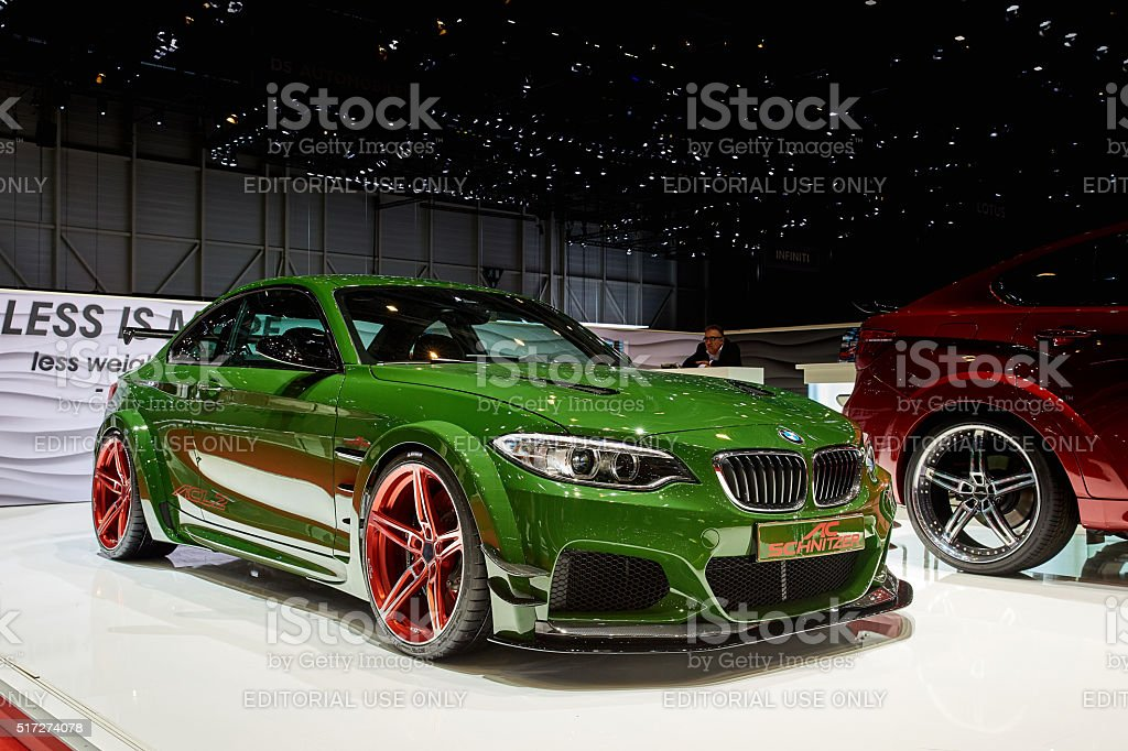 2016 Ac Schnitzer Acl2 Concept Stock Photo More Pictures Of