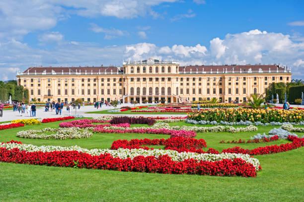 Schloss Schönbrunn, Wien – Foto