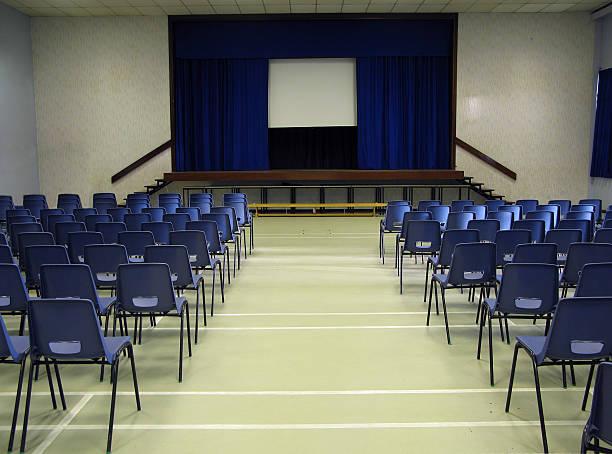 School Assemby Hall