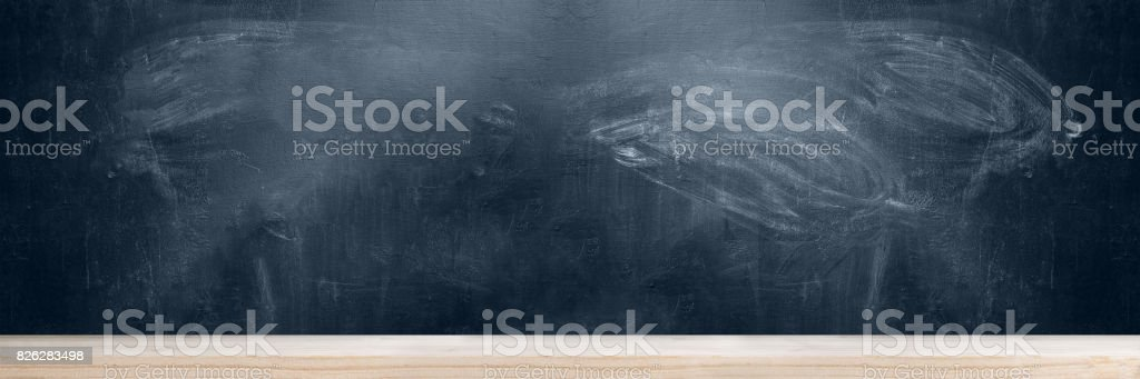School blackboard background stock photo