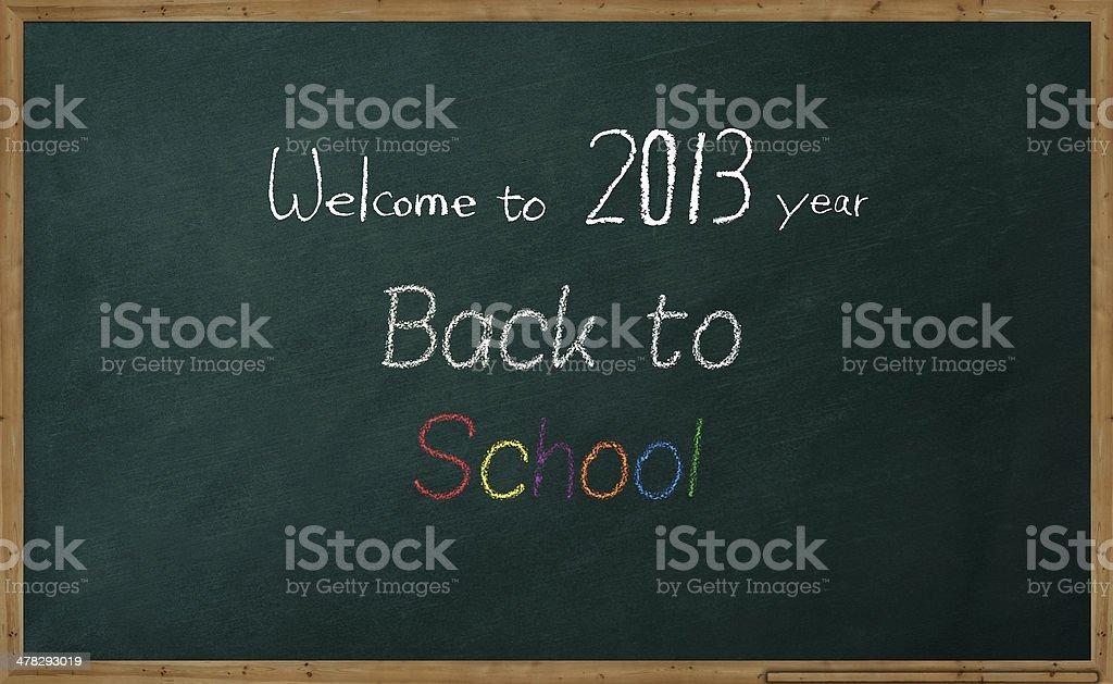 school board royalty-free stock photo