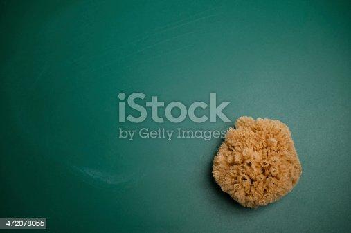 istock school board with sponge 472078055