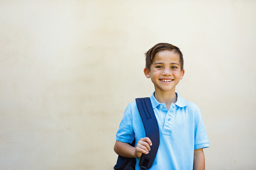 School Boy Stock Photo - Download Image Now