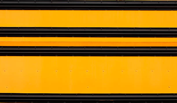 school bus background - school buses stock pictures, royalty-free photos & images
