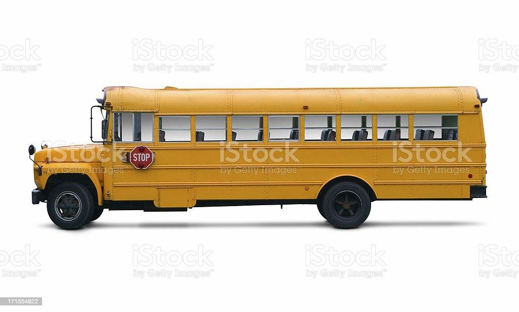 School Bus royalty-free stock photo