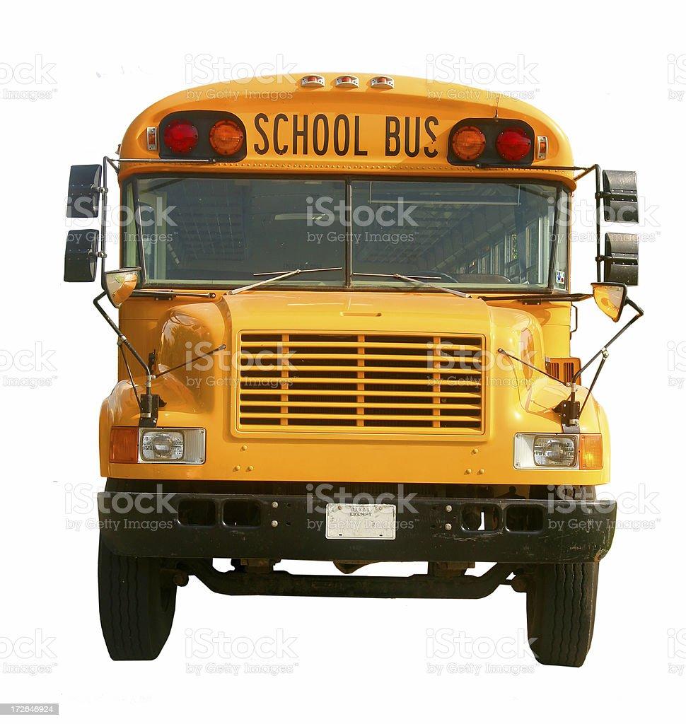 School Bus (1) stock photo