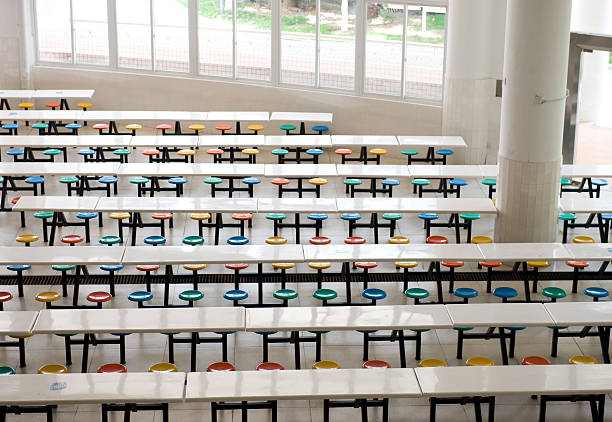 cafeteria der Schule – Foto
