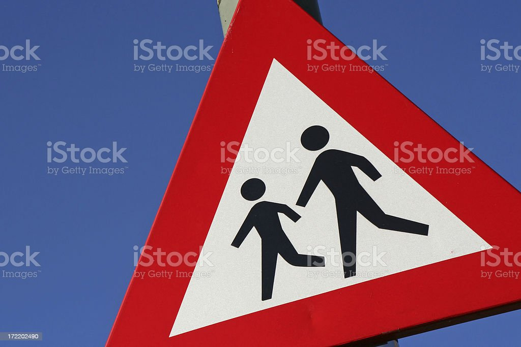 School children # 1 royalty-free stock photo