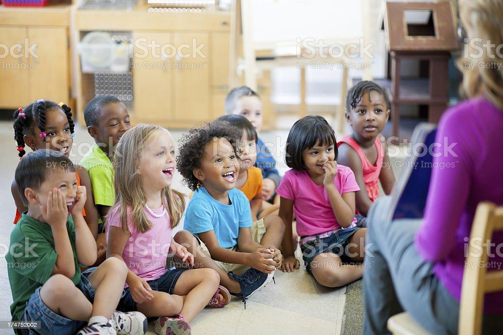 School Children royalty-free stock photo