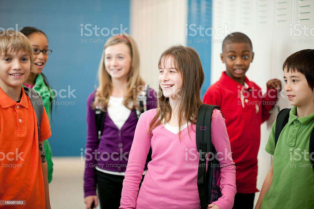 School children – Foto