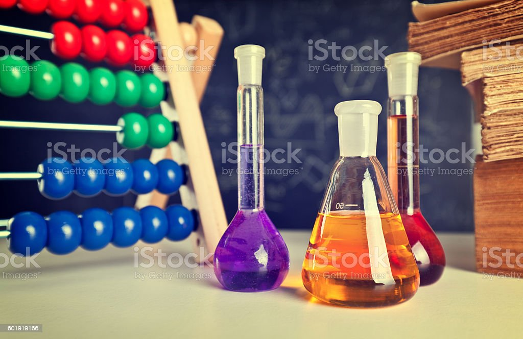 school concept background stock photo