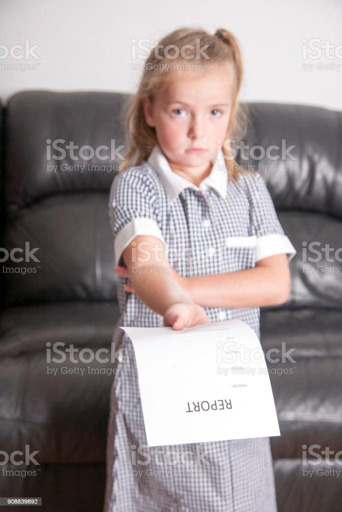 School Days stock photo