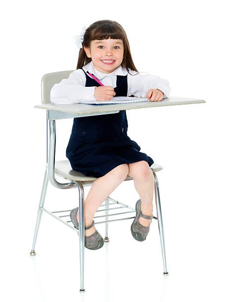 Fille de l'école - Photo