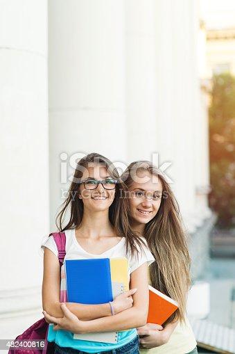 istock School girls 482400816