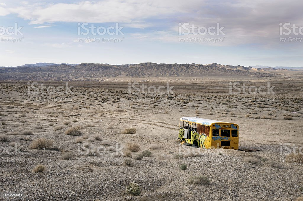 school is out royalty-free stock photo