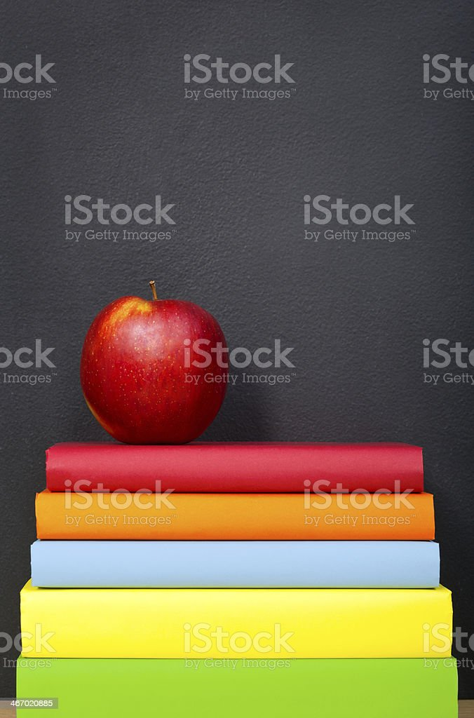 School items royalty-free stock photo