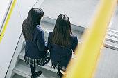 日本での学校生活