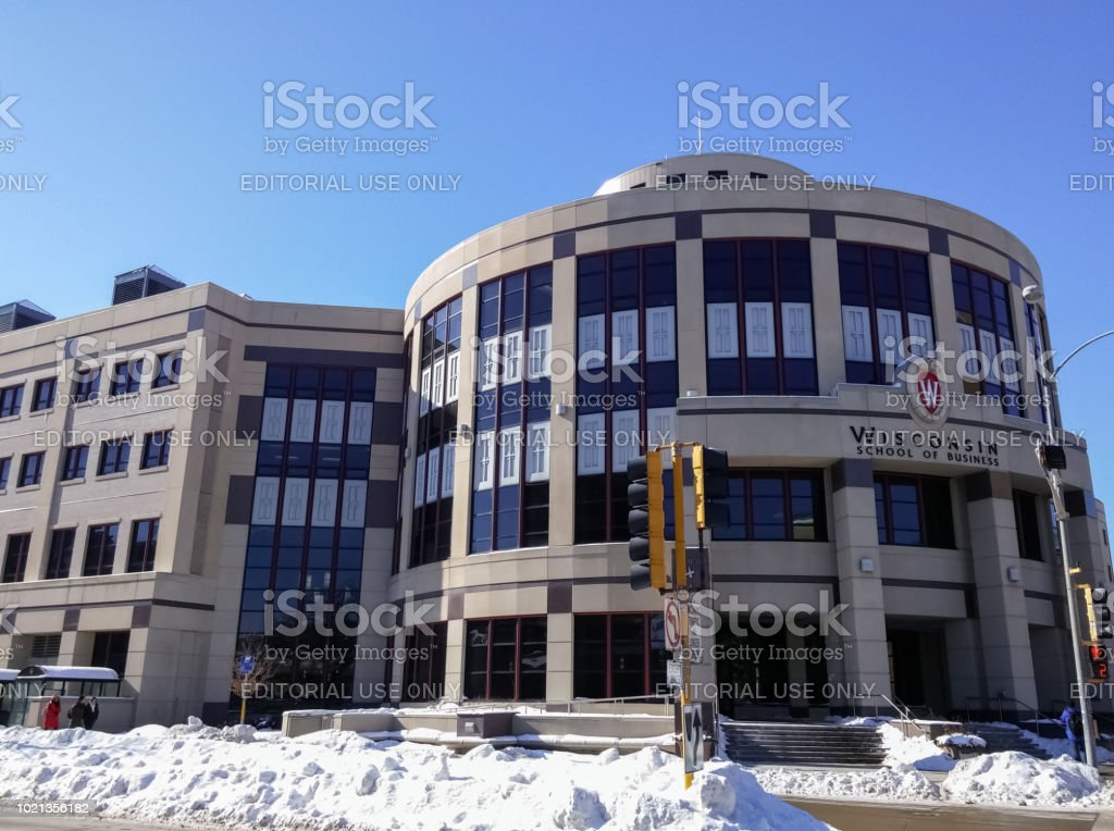 School Of Business Building University Of Wisconsin At