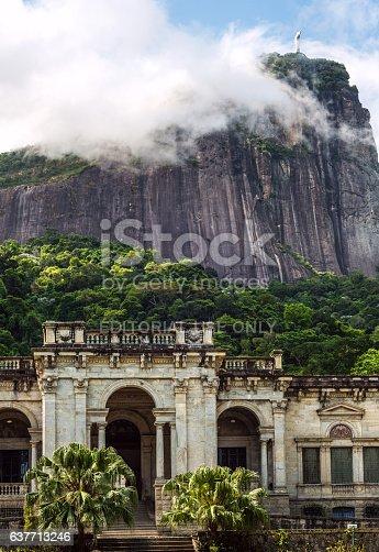 istock School of Visual Arts of Rio de Janeiro, Brazil 637713246