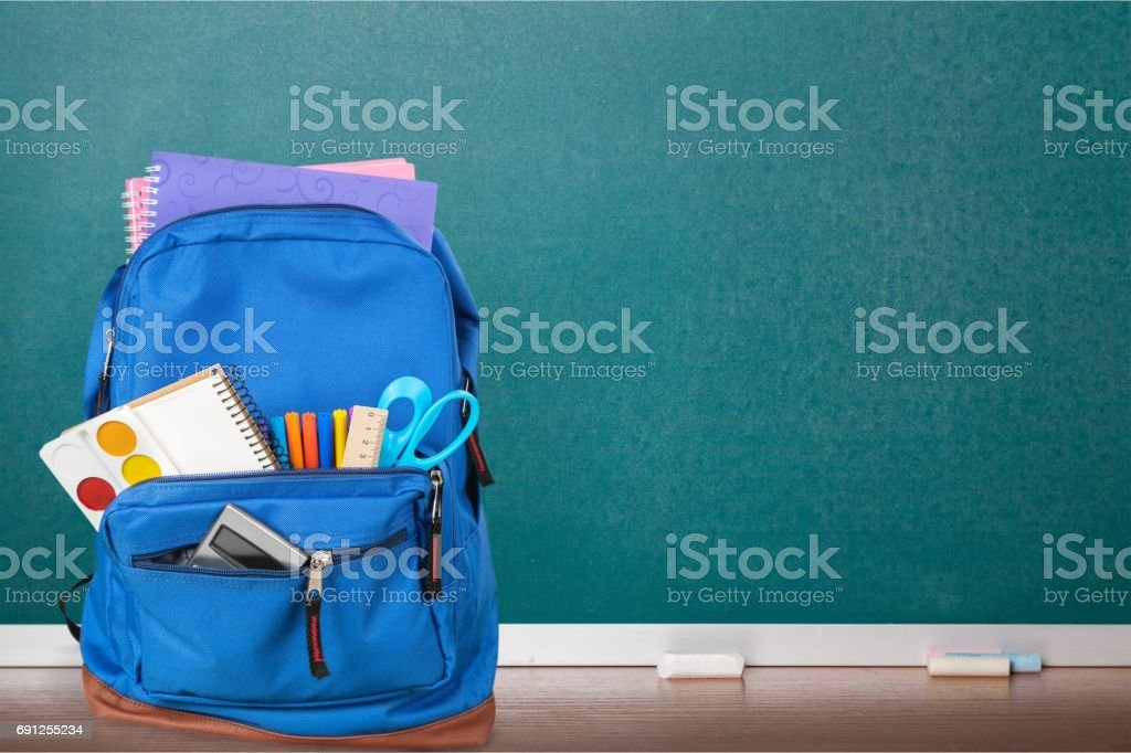 School. royalty-free stock photo