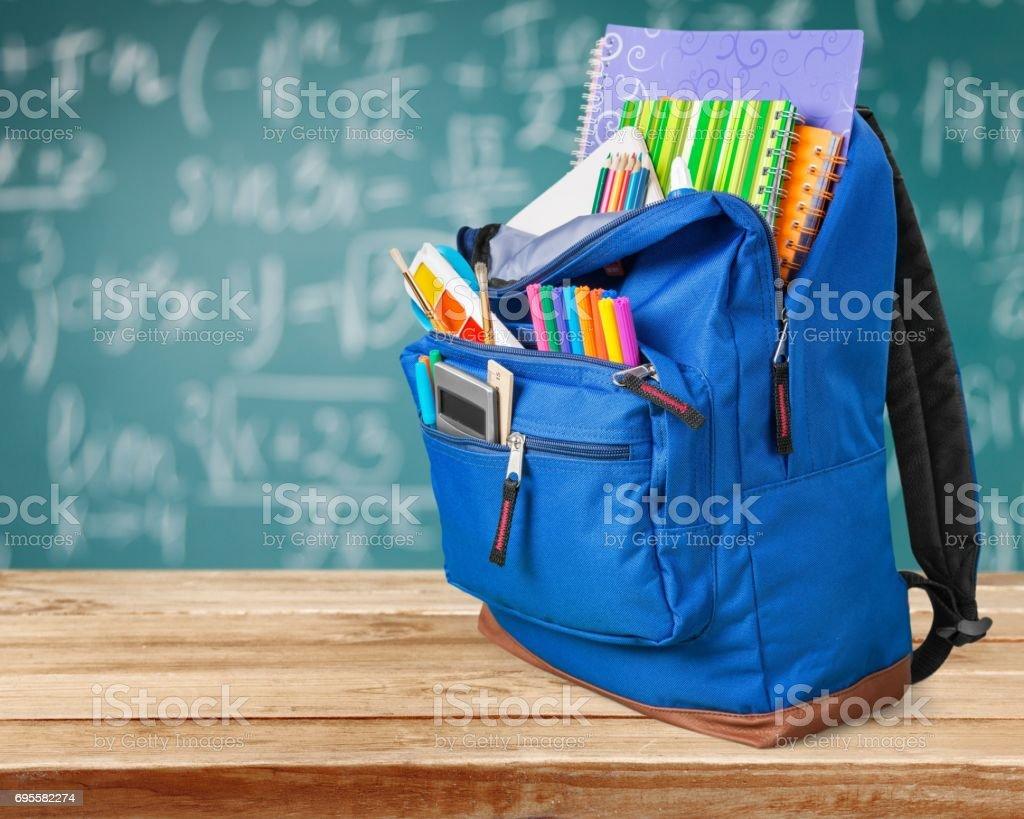 School. stock photo