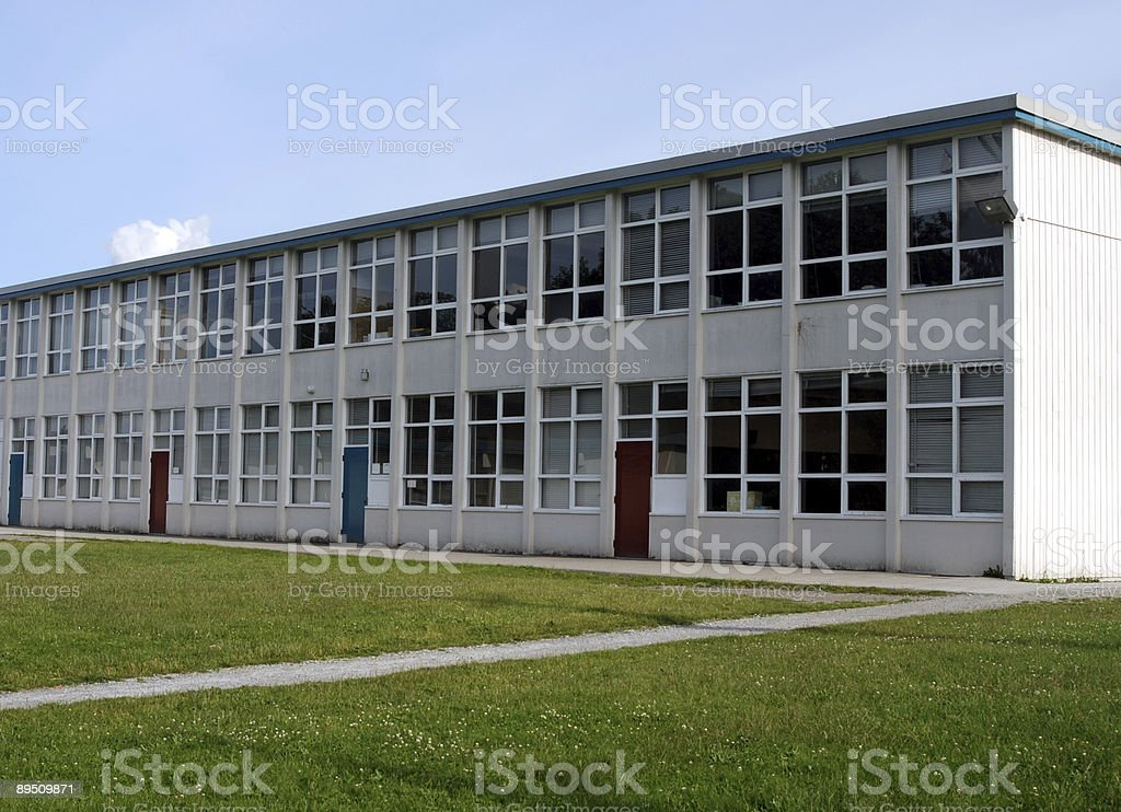 School royalty-free stock photo