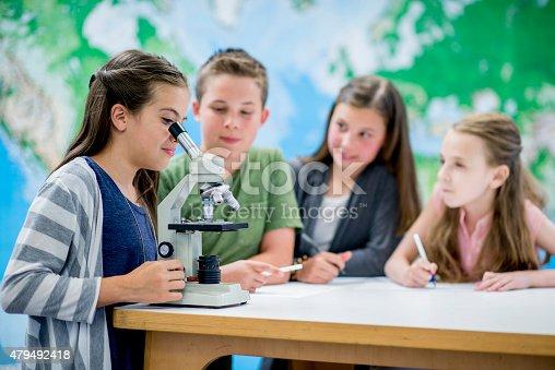 istock School Science Project 479492418