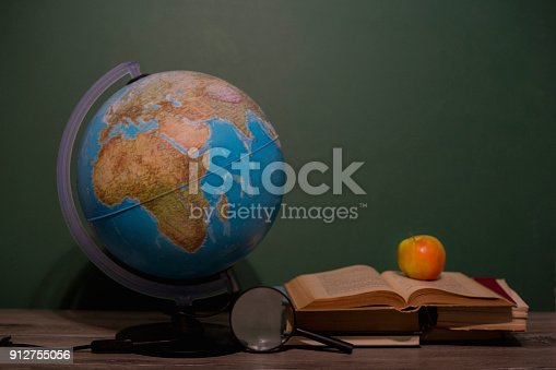 istock School still life with copy space 912755056