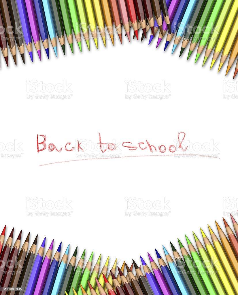 school supllies stock photo