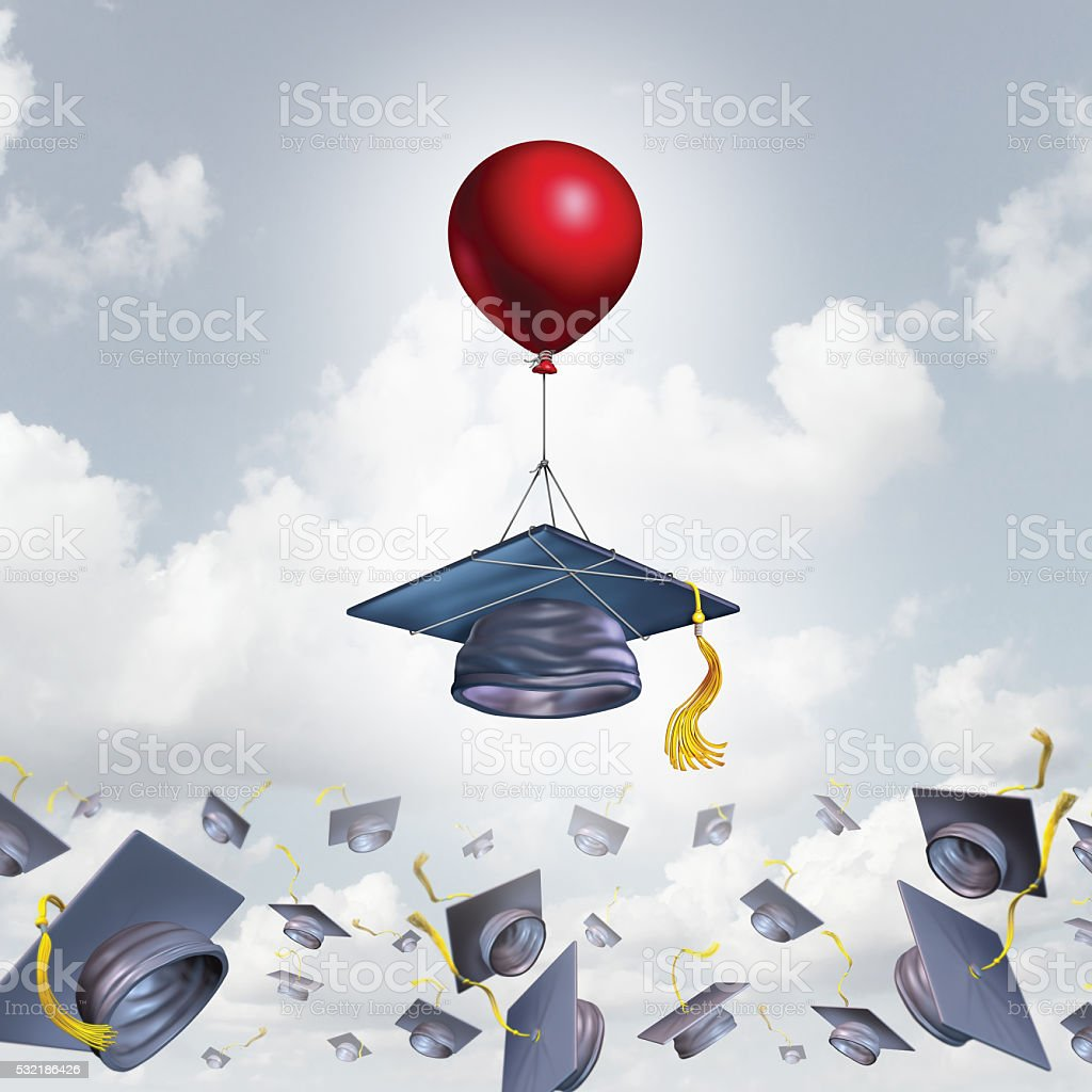School Support stock photo