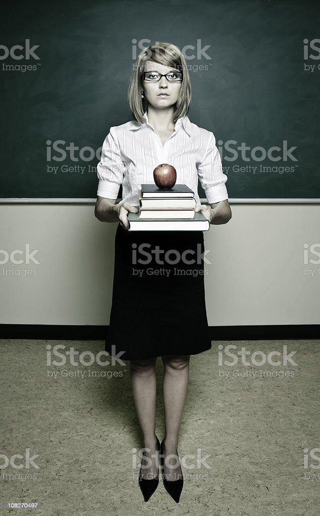School Teacher royalty-free stock photo