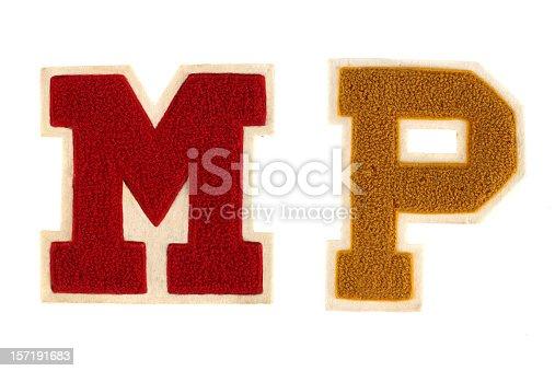 istock School Varsity Letters 157191683