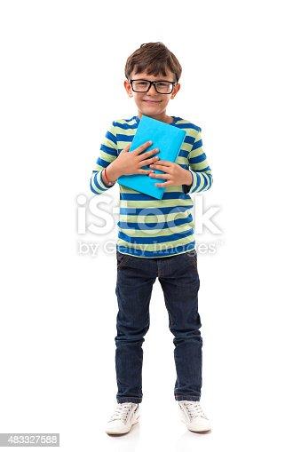 istock Schoolboy 483327588