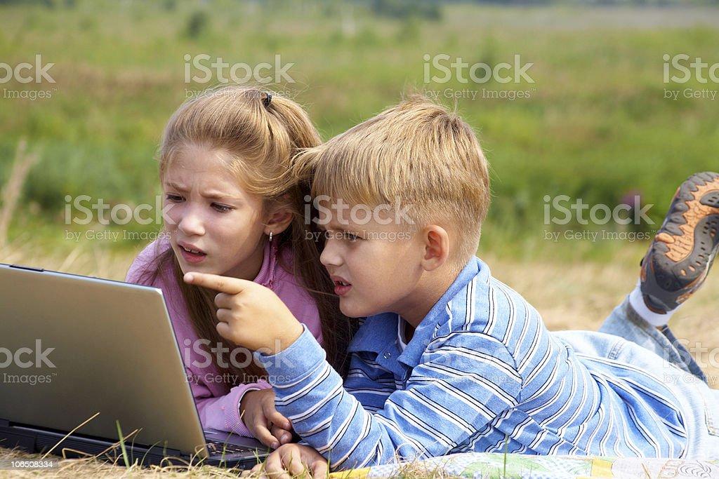 schoolchild royalty-free stock photo