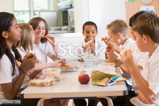 cafeteria service quality and students