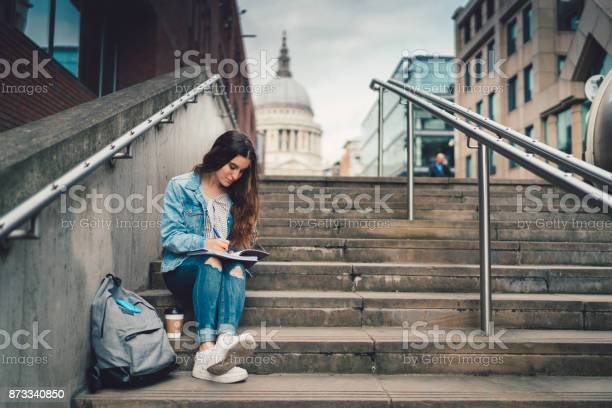 Schoolgirl in uk studying outside picture id873340850?b=1&k=6&m=873340850&s=612x612&h=yk3z e 3hvca8jc54goedtnslvydpe1qnyfqjk2lung=