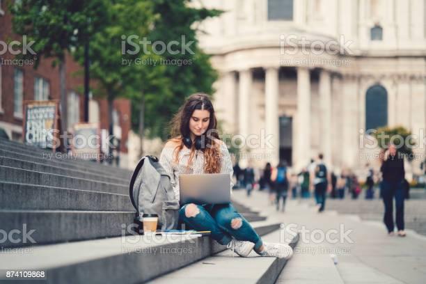 Schoolgirl in uk studying outside picture id874109868?b=1&k=6&m=874109868&s=612x612&h=djlx pzow2w7wcdli7zpxpu jqtptln5hlt6zw84b4c=