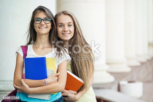 istock Schoolgirls 539812344